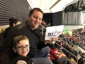 timothy attended New Jersey Devils vs. Los Angeles Kings - NHL on Feb 8th 2020 via VetTix