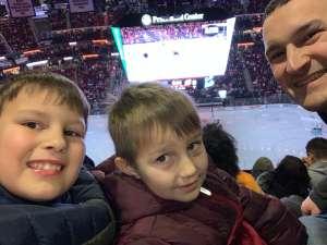 Kyle attended New Jersey Devils vs. Los Angeles Kings - NHL on Feb 8th 2020 via VetTix