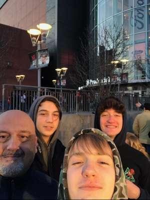 Otto attended New Jersey Devils vs. Los Angeles Kings - NHL on Feb 8th 2020 via VetTix
