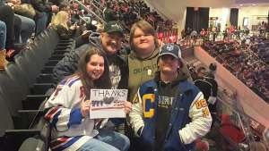 Bendo188 attended New Jersey Devils vs. Los Angeles Kings - NHL on Feb 8th 2020 via VetTix