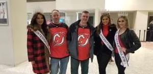 Joseph attended New Jersey Devils vs. Los Angeles Kings - NHL on Feb 8th 2020 via VetTix