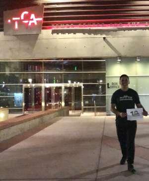 Daniel attended Arizona Wind Symphony: Music in Technicolor on Feb 26th 2020 via VetTix
