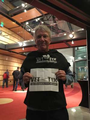 Robert attended Arizona Wind Symphony: Music in Technicolor on Feb 26th 2020 via VetTix