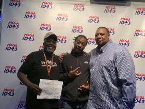 Decarlo Brown attended I Love the 90's on Mar 7th 2020 via VetTix