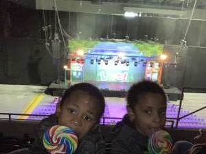andrea attended Sesame Street Live! Make Your Magic on Feb 14th 2020 via VetTix