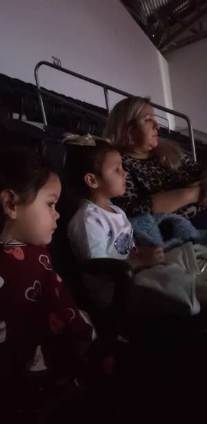 Elizabeth attended Sesame Street Live! Make Your Magic on Feb 14th 2020 via VetTix