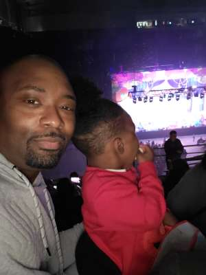 Dion attended Sesame Street Live! Make Your Magic on Feb 14th 2020 via VetTix
