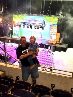 James attended Sesame Street Live! Make Your Magic on Feb 14th 2020 via VetTix