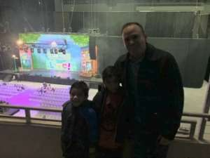 Robert attended Sesame Street Live! Make Your Magic on Feb 14th 2020 via VetTix