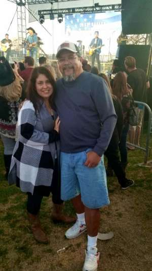 Richard attended Lake Havasu Country Freedom Festival on Feb 22nd 2020 via VetTix