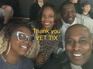 Charles attended Vanderbilt Commodores vs. Georgia Bulldogs - NCAA Men's Basketball on Feb 22nd 2020 via VetTix