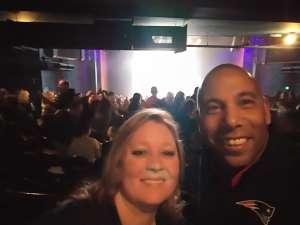 Lida attended Rick Springfield on Jan 31st 2020 via VetTix