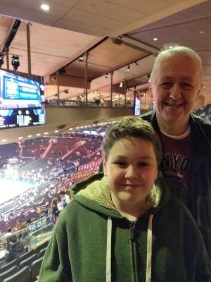 Steven attended New York Knicks vs. Memphis Grizzlies - NBA on Jan 29th 2020 via VetTix