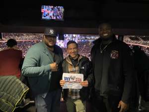 David attended New York Knicks vs. Memphis Grizzlies - NBA on Jan 29th 2020 via VetTix
