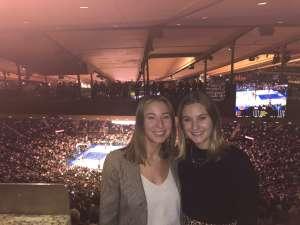 Patrick attended New York Knicks vs. Memphis Grizzlies - NBA on Jan 29th 2020 via VetTix