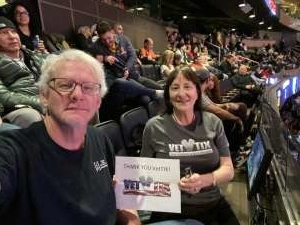 CindyEW attended New York Knicks vs. Memphis Grizzlies - NBA on Jan 29th 2020 via VetTix