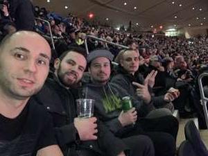 Andrzej attended New York Knicks vs. Memphis Grizzlies - NBA on Jan 29th 2020 via VetTix