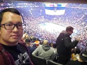 can attended New York Knicks vs. Memphis Grizzlies - NBA on Jan 29th 2020 via VetTix