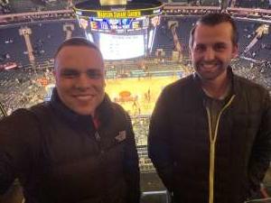 Joseph attended New York Knicks vs. Memphis Grizzlies - NBA on Jan 29th 2020 via VetTix