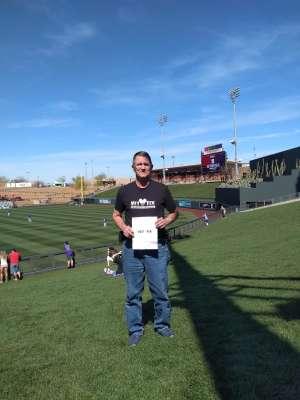 Click To Read More Feedback from Colorado Rockies vs. Kansas City Royals - MLB Spring Training - Lawn Seating
