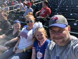Jerry attended Colorado Rockies vs. Texas Rangers - MLB ** Spring Training ** Lawn Seats on Feb 26th 2020 via VetTix
