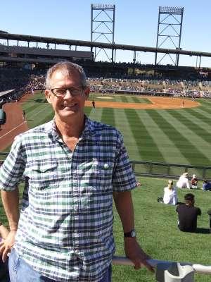 Wally attended Colorado Rockies vs. Texas Rangers - MLB ** Spring Training ** Lawn Seats on Feb 26th 2020 via VetTix