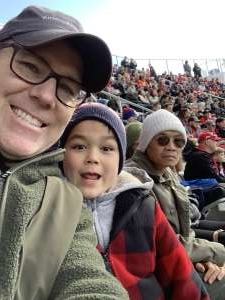Michael attended DC Defenders vs. Seattle Dragons - XFL on Feb 8th 2020 via VetTix