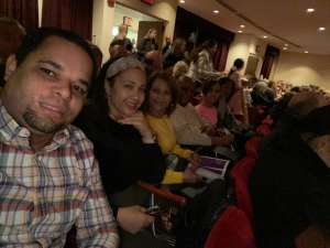 Jessica attended American Repertory Ballet Presents New Heights on Feb 22nd 2020 via VetTix