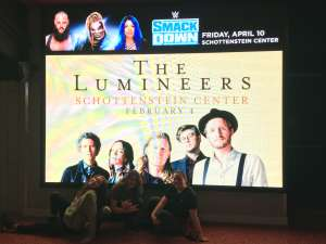 Gregory attended The Lumineers - III the World Tour on Feb 4th 2020 via VetTix