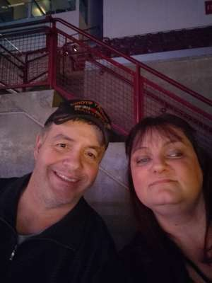Larry attended The Lumineers - III the World Tour on Feb 4th 2020 via VetTix