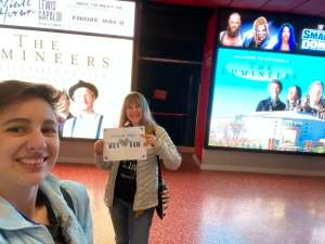 The Stephens Family attended The Lumineers - III the World Tour on Feb 4th 2020 via VetTix