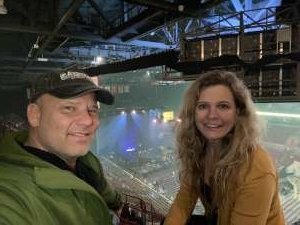 Shawn attended The Lumineers - III the World Tour on Feb 4th 2020 via VetTix