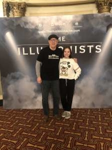 Click To Read More Feedback from The Illusionists - Live from Broadway