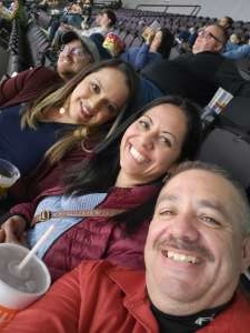 Richard attended San Antonio PRCA Rodeo Followed by Colter Wall on Feb 12th 2020 via VetTix