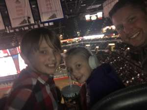Anthony attended San Antonio PRCA Rodeo Followed by Colter Wall on Feb 12th 2020 via VetTix