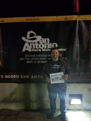 Click To Read More Feedback from San Antonio PRCA Rodeo Followed by Colter Wall