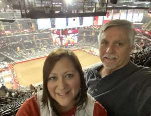 Todd attended San Antonio PRCA Rodeo Followed by Colter Wall on Feb 12th 2020 via VetTix