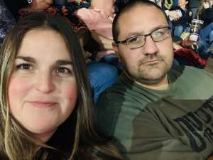 Aimee attended San Antonio PRCA Rodeo Followed by Colter Wall on Feb 12th 2020 via VetTix