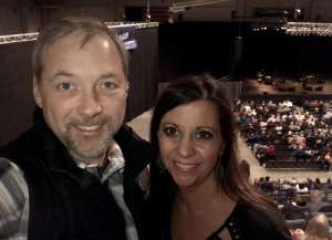 Todd Toman attended Country Unplugged on Feb 20th 2020 via VetTix