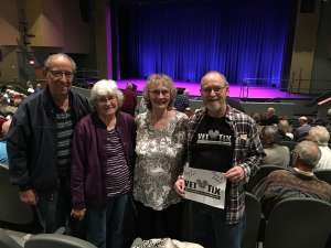 Richard attended The Alley Cats With Special Guest Rex Havens on Feb 10th 2020 via VetTix