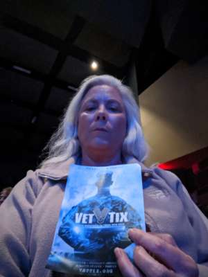 Susan attended The Alley Cats With Special Guest Rex Havens on Feb 10th 2020 via VetTix
