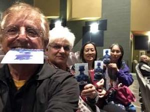 Lucy attended Karla Bonoff on Feb 13th 2020 via VetTix