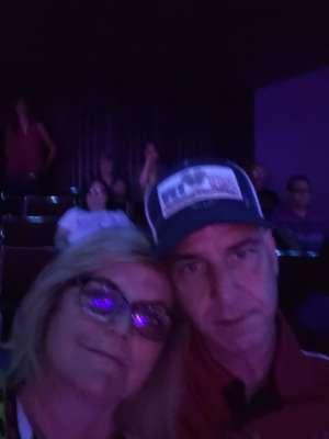 Robert attended Karla Bonoff on Feb 13th 2020 via VetTix