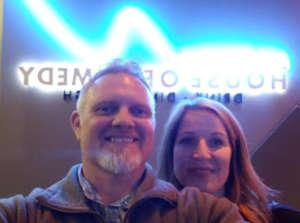 Ward Cauthren attended Rick Bronsons House of Comedy on Mar 13th 2020 via VetTix