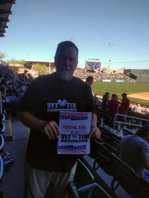 Click To Read More Feedback from Colorado Rockies vs. Los Angeles Angels - MLB ** Spring Training **