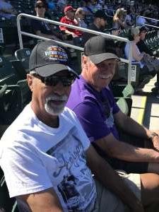 Bill attended Colorado Rockies vs. Los Angeles Angels - MLB ** Spring Training ** on Mar 1st 2020 via VetTix