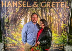 Jessica attended Hansel and Gretel on Feb 8th 2020 via VetTix