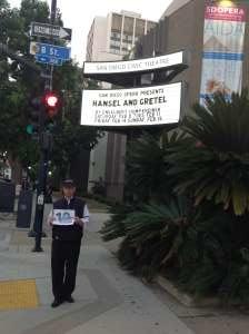Frank attended Hansel and Gretel on Feb 8th 2020 via VetTix