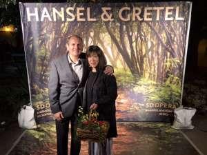 Matt attended Hansel and Gretel on Feb 8th 2020 via VetTix