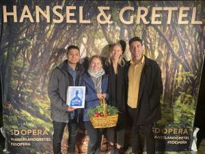 Francisco attended Hansel and Gretel on Feb 11th 2020 via VetTix